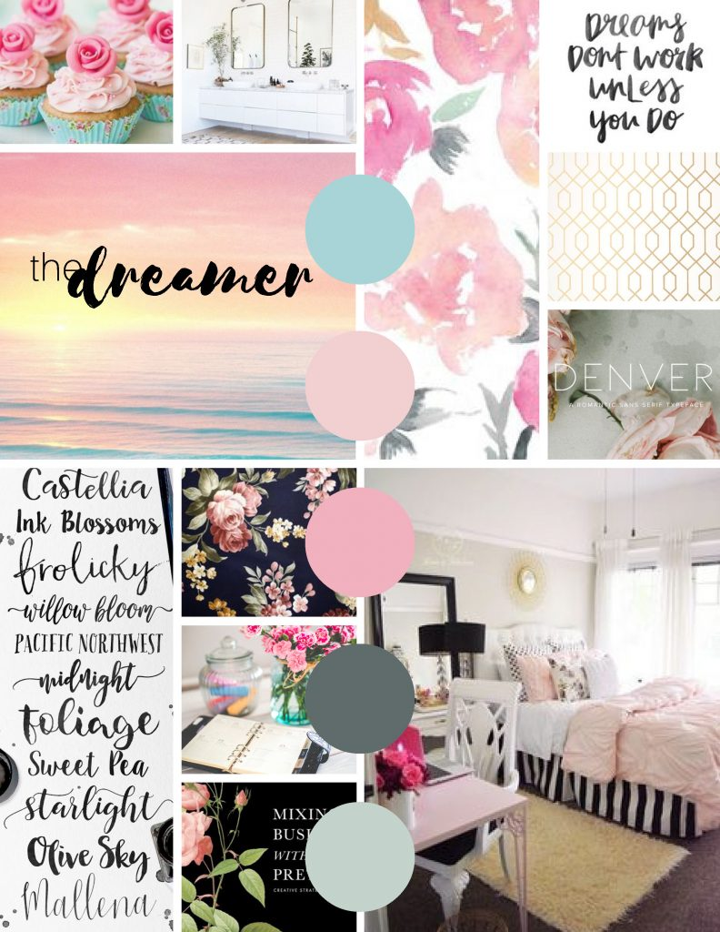 Brand Personality: Dreamer